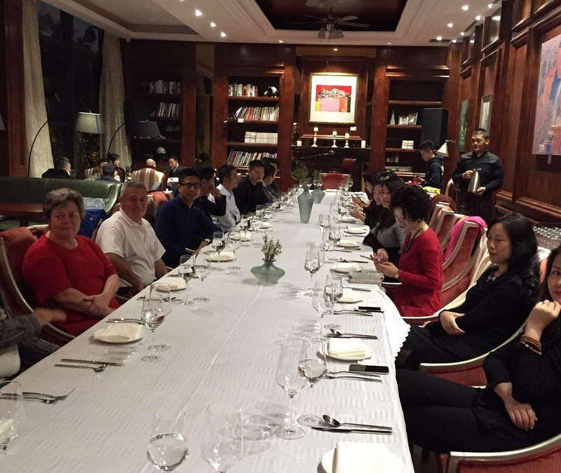 Prezentacija Masvin vina u Nurture Restaurant Napa