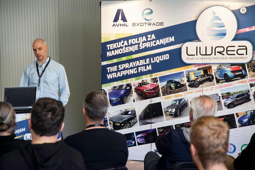 Prezentacija Liwrea proizvoda u Novom Vinodolskom