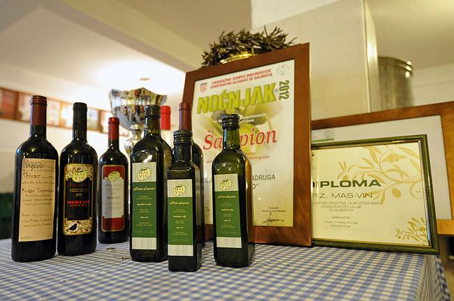 Hrvatska organska vina Masvin na CFCD sajmu u Chengdu